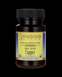 Albion Chelated Copper от Swanson