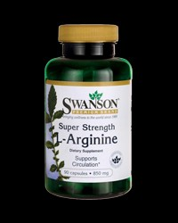 Super-Strength L-Arginine от Swanson