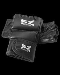 MMA Gloves Black от SZ Fighters