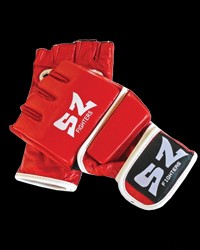 MMA Gloves Red от SZ Fighters