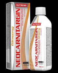 Neocarnitargin with Ginseng 300 ml от Nutrend