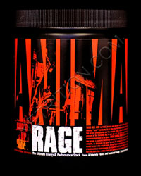 Animal Rage Powder от Universal Animal, Universal Nutrition