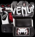 Undisputed 2.0 MMA Gloves - Nappa Leather - Black pentru diete