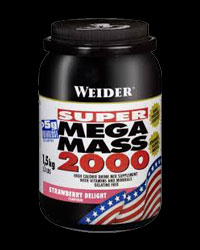 Mega Mass Gainer 2000 от Weider