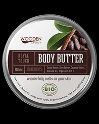 Body Butter Royal Touch от WOODEN SPOON